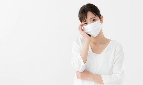 免疫力低下に悩む女性
