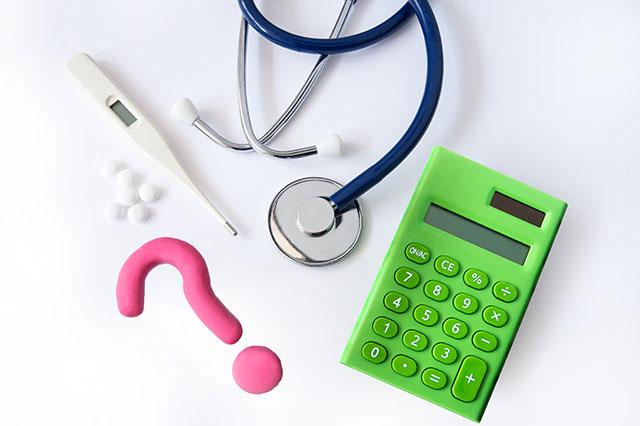 医療用の機器